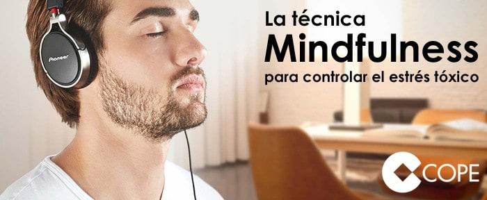 Entrevista a Andres Pomares sobre Mindfulness y trabajo en la COPE