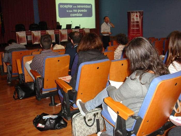 Curso Mindfulness Huelva, Doctor Andrés Pomares