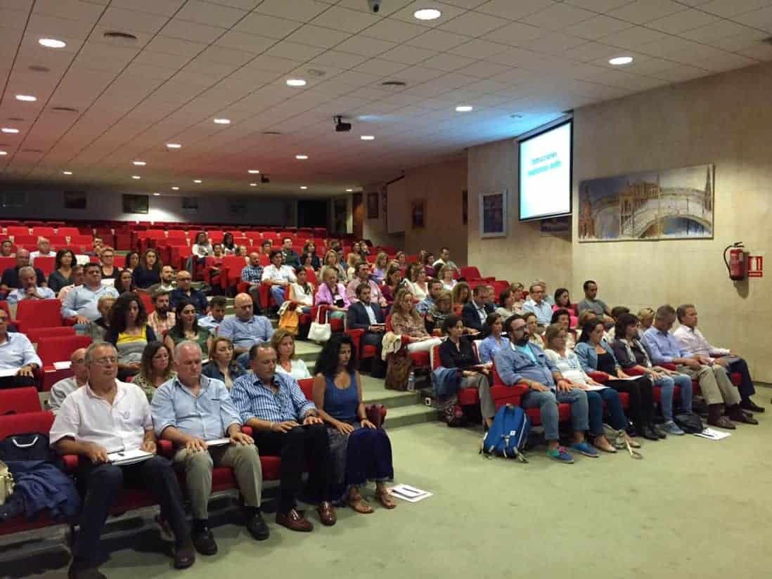 Curso de Mindfulness y Trabajo en Sevilla, Dr. Pomares