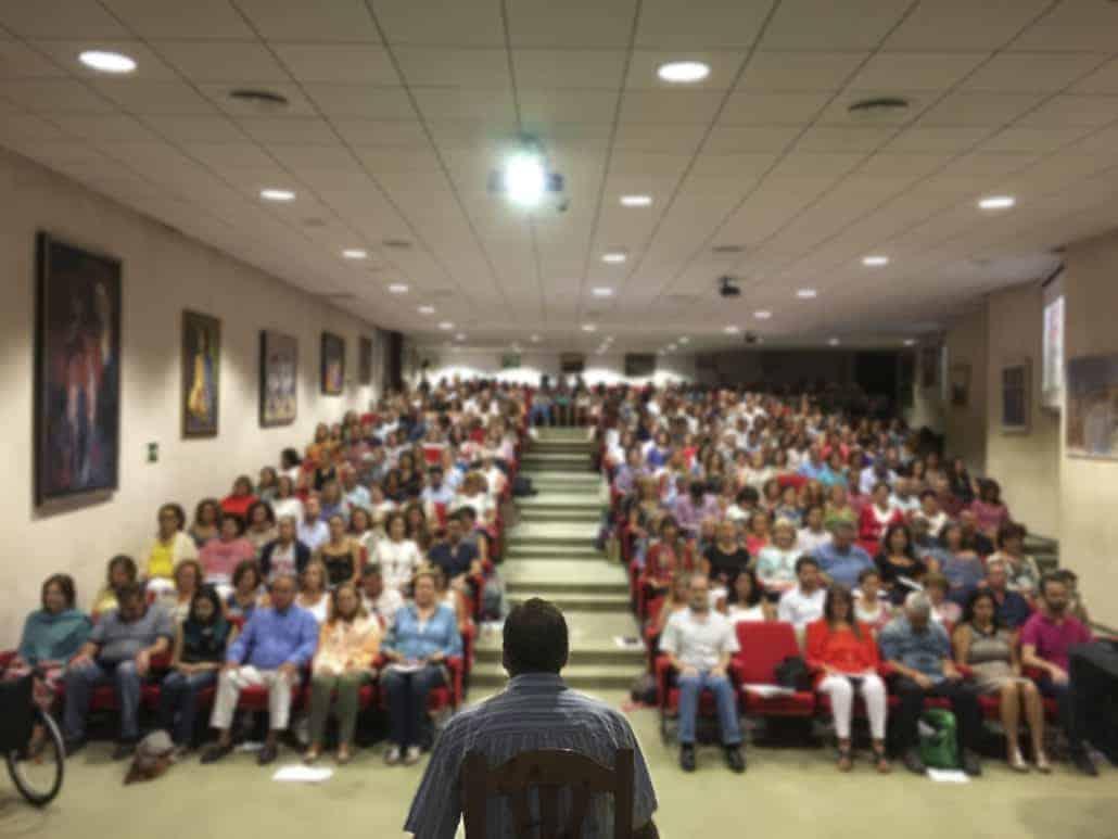Curso Emociones & Mindfulness, Ilustre Colegio de Médicos de Sevilla