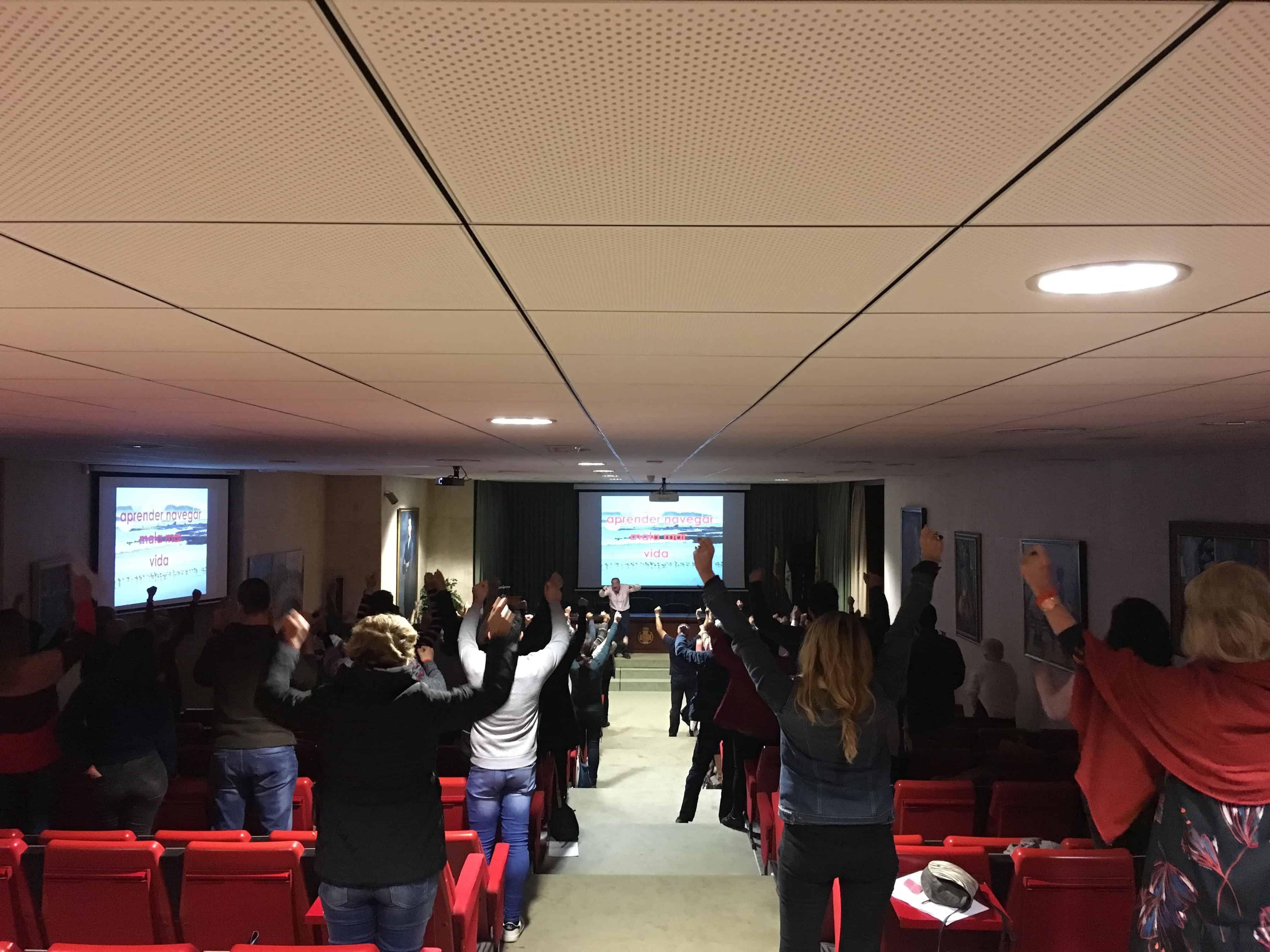 curso Emociones y Mindfulness en el Colegio Médico de Sevilla