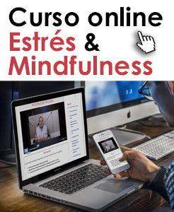 apúntate al curso estrés y mindfulness