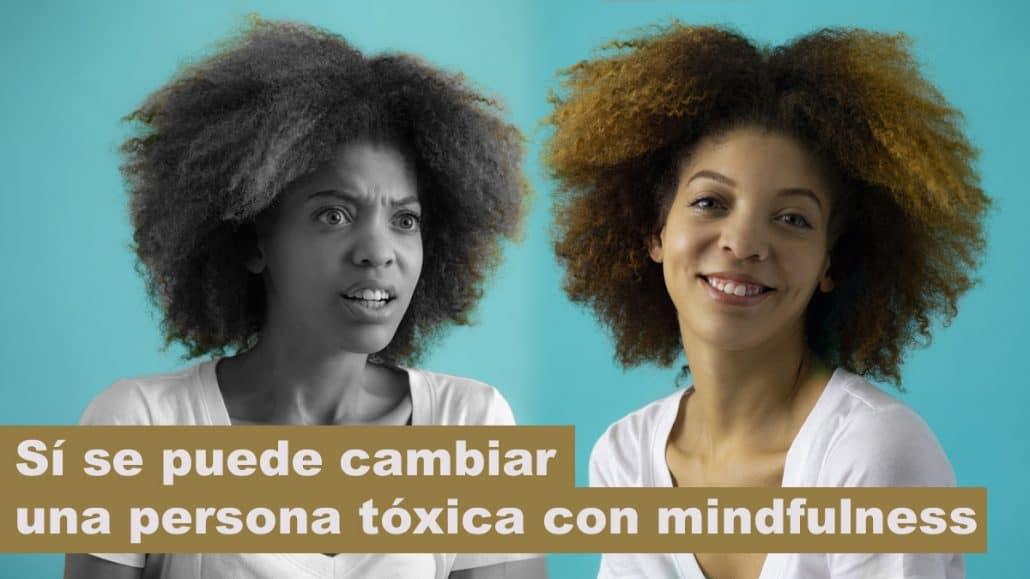 Se puede cambiar a una persona tóxica
